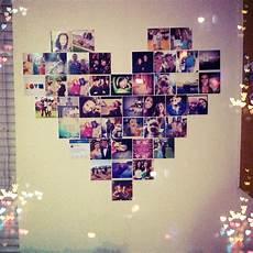 shaped photo collage photo walls