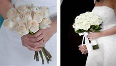 green simple diy bouquets preowned wedding dresses