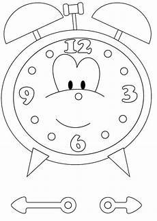 Malvorlagen Uhr Chords 42 Besten Uhr Bilder Auf Uhrzeiten Vorschule