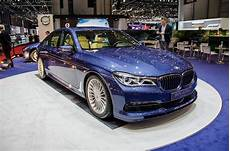 High Performance 2017 Bmw Alpina B7 Xdrive Revealed