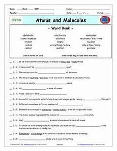 differentiated video worksheet quiz ans for bill nye atoms and molecules physical