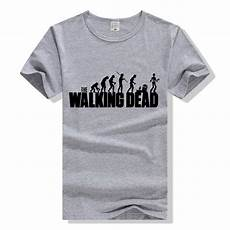 evolution tshirt tshirt tshirt unisex t the walking dead t shirt human evolution t shirt men unisex clothing short sleeve twd