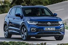 New Volkswagen T Cross 2019 Review Auto Express