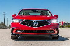 2018 acura rlx sport hybrid first test flagship charting its way motor trend