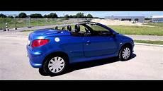 hd peugeot 206 cc platinum 135 convertible cabrio a