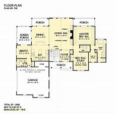 open floor house plans with walkout basement walkout basement house plans craftsman home plans