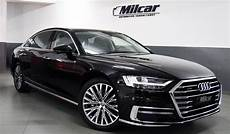 Milcar Automotive Consultancy 187 Audi A8 L V6 2018