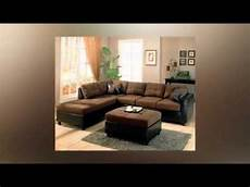 wohnzimmer braunes sofa living room decorating ideas with brown sofa