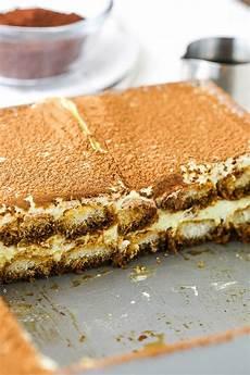 classic tiramisu recipe easy italian dessert