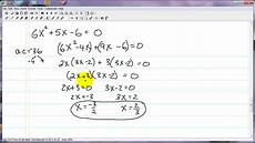 solving polynomials by factoring youtube