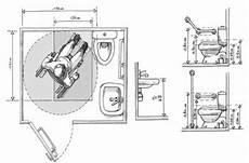 Hauteur Toilette Handicapé Toilettes Pour Handicap 233 S Normes