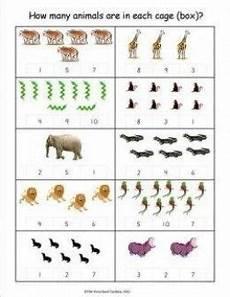 zoo animal worksheets kindergarten 14321 zoo counting practice evaluaciones para preescolar fichas de matematicas actividades para