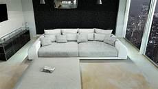 big sofa miami megasofa mit beleuchtung bigsofa