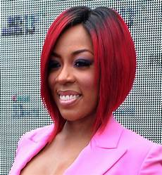 k michelle short hairstyles fade haircut