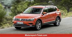 Fahrberichte Volkswagen Tiguan Allspace Bilder
