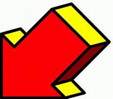Malvorlagen Querformat Rechts Pfeil Rot Rechts Unten Ausmalbild Malvorlage Gemischt