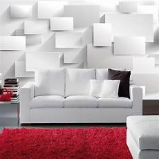 modern 3d large mural wallpaper living room sofa box 3d