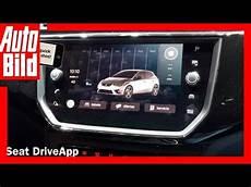 Seat Driveapp Das Digitalisierte Auto Genf 2017