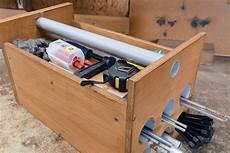 werkzeug selber bauen werkzeugkiste selber bauen die gewindestangen box