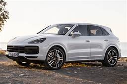 Porsche Cayenne Turbo Priced At Rs 192 Crore  Autocar India