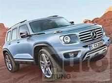 Mercedes G Klasse 2 Generation Autozeitung De
