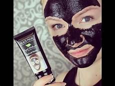 black peel mask schwarze gesichtsmaske gegen