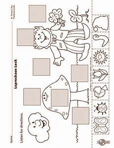 preschool positional words worksheets positional words