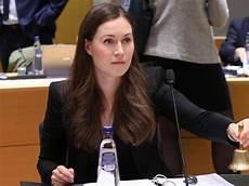 sanna marin 34 anni primo finlandia le 5 donne leader nella coalizione di governo