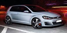the golf 7 gti powerful performance and smooth design