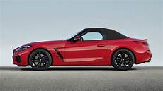 2019 bmw z4 m40i first edition gets the new z4 rolling autotribute