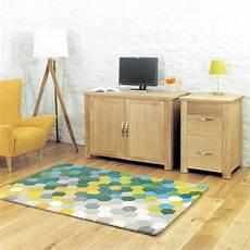 hidden home office furniture aston solid oak hidden home office contemporary home