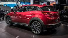 The New Mazda Cx 3 Was Revealed At The New York Auto Show