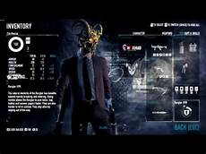 payday 2 complete stealth build one