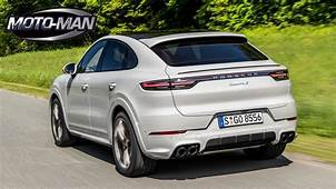 2020 Porsche Cayenne S Coupe  A Tall 911 To Share With