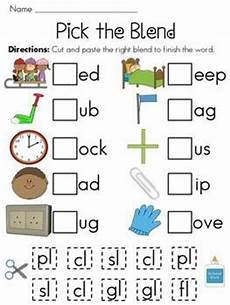 work blending 29 best consonant blends activities images on consonant blends word work and phonics