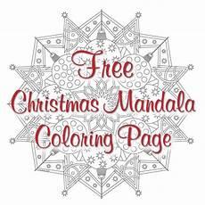 mandala coloring page free pdf posts