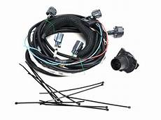 2010 jeep liberty trailer wiring diagram 2010 jeep liberty complete harness 7 way trailer connector plugs directly into the