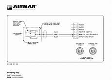 airmar wiring diagram garmin 6 pin d blue bottle marine