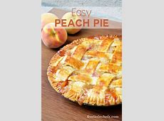 easy peach cobbler with canned peaches