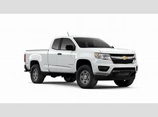 Oakdale Summit White 2019 Chevrolet Colorado: New Truck