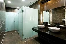 Bad Trennwand Glas - glass toilet partition commercial inspirations