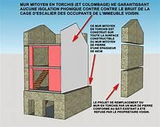 isolation phonique mur mitoyen isolation acoustique maison mitoyenne ventana