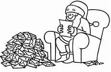 schule und familie malvorlagen text kostenlose malvorlage weihnachten weihnachtsmann liest