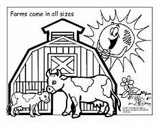 coloring pages of farm animals for preschoolers 17331 preschool farm animals coloring pages