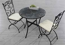 table jardin fer forgé les tables de jardin