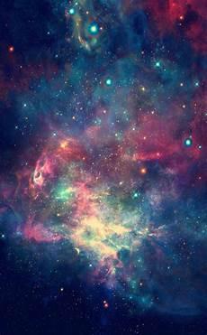 Galaxy Lock Screen Wallpaper