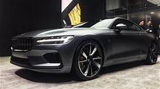 volvo polestar 1 2018 polestar 1 volvo hybrid coupe walkaround at geneva