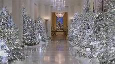 Melania Decorations by Melania Criticized Cold And Creepy White