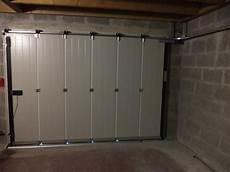 Porte De Garage Coulissante Pvc 200x300 Mesdemos