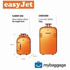 easyjet baggage cabin easyjet 2020 baggage allowance my baggage